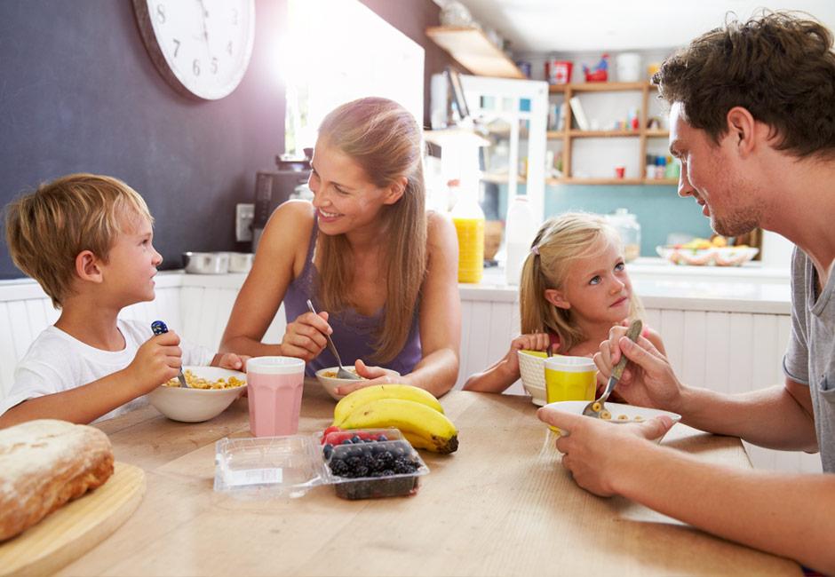 L'ABC dell'educazione alimentare: le regole del cibo per i bambini