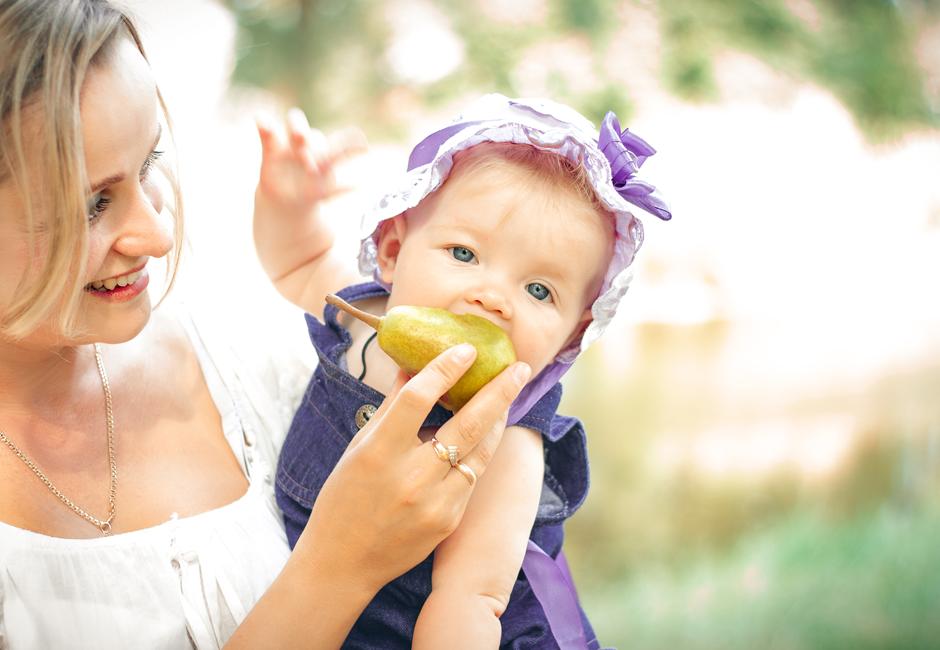 Riorganizzare l'alimentazione con frutta e verdura di stagione in primavera