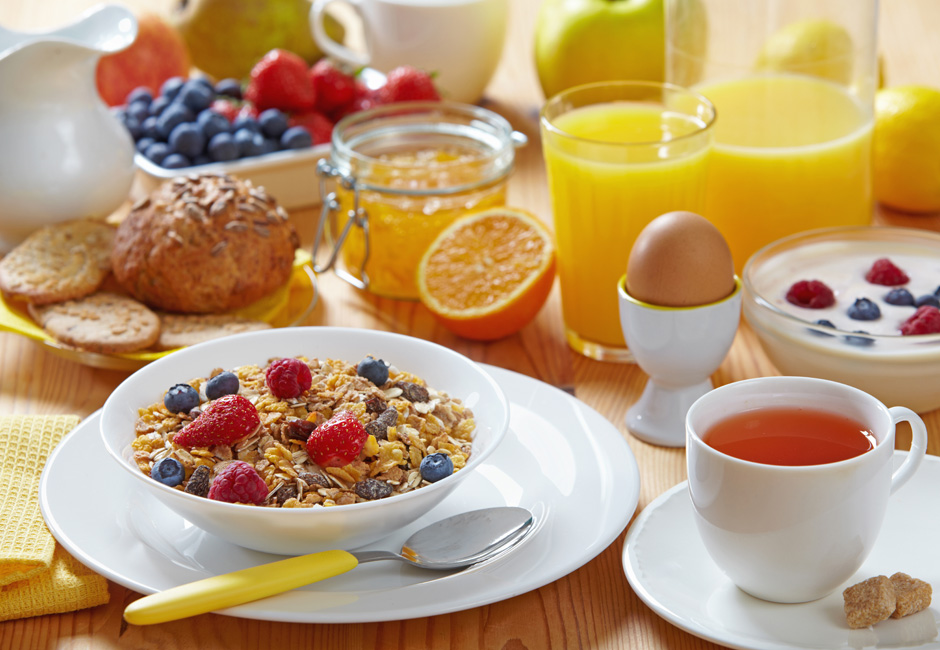I consigli per una colazione leggera e sana