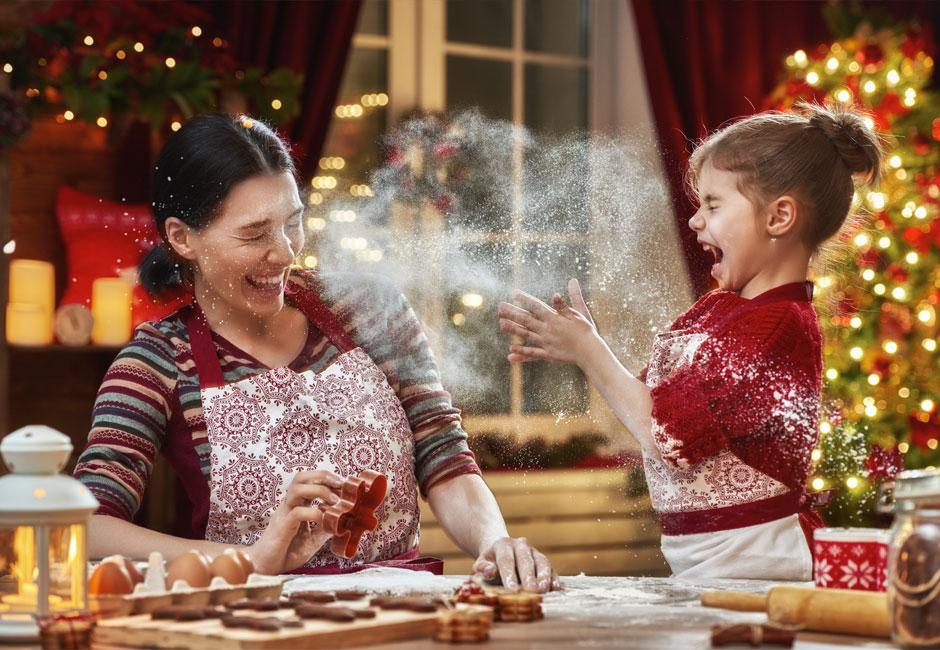 Il menu per bambini del cenone di Capodanno