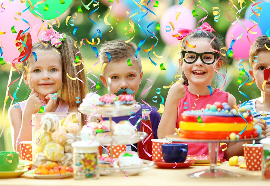 Le pere nel menù per la festa di compleanno dei tuoi bimbi