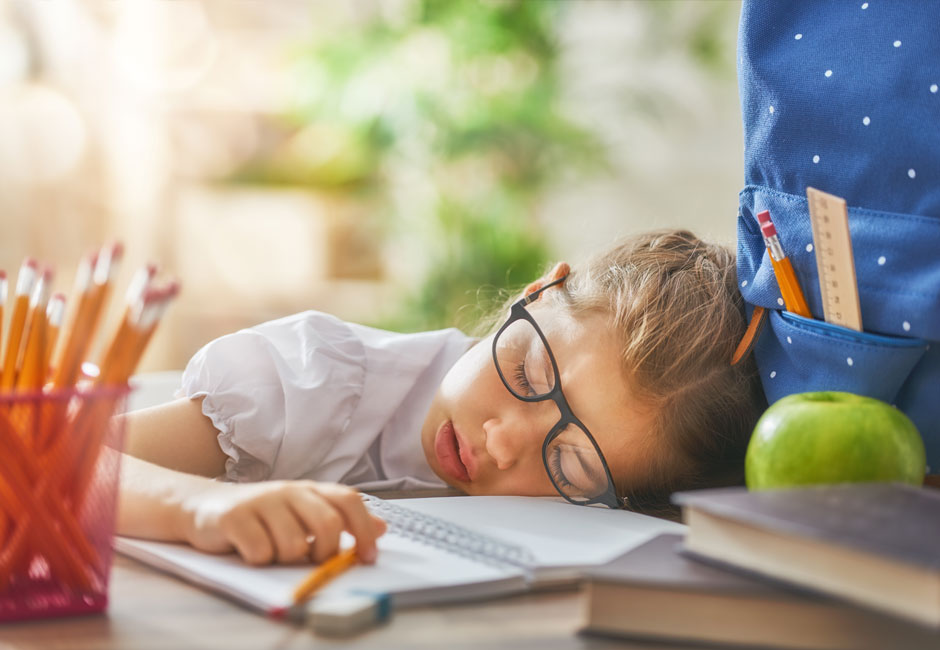 I super-food anti-sonno per non addormentarsi sui banchi di scuola