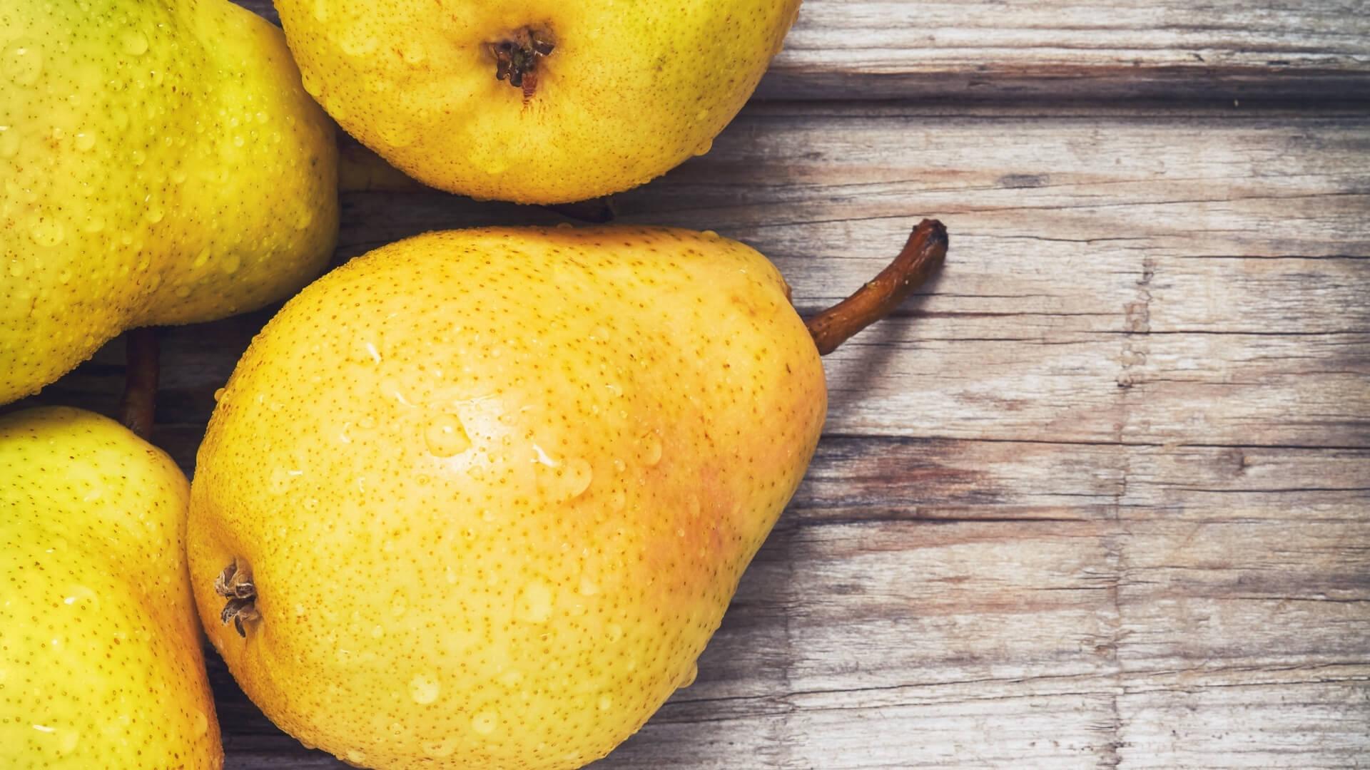 pera williams: proprietà nutrizionali e caratteristiche