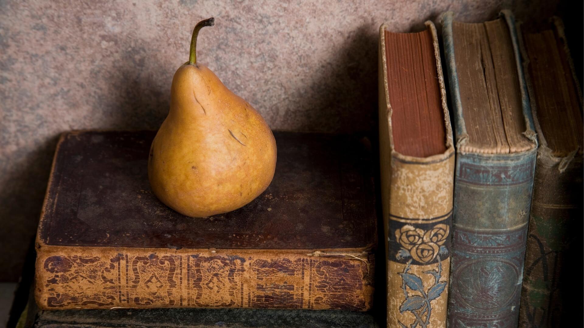 Storia e origini della pera