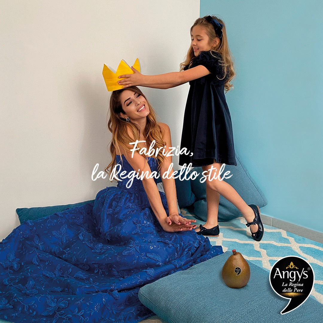 Angys, la Regina delle pere per le Regine di tutti i giorni
