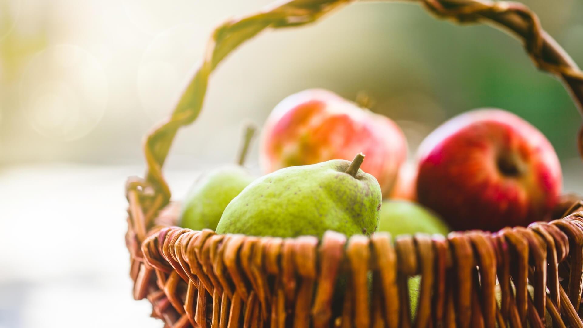 Pera o mela, qual è meglio?