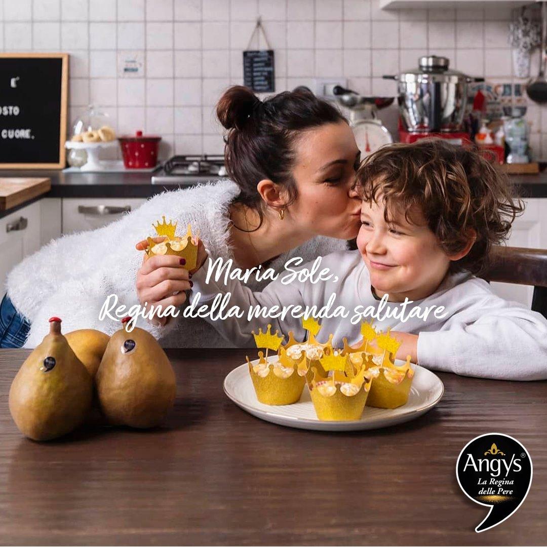 pera Angys regina del lifestyle - Maria Sole