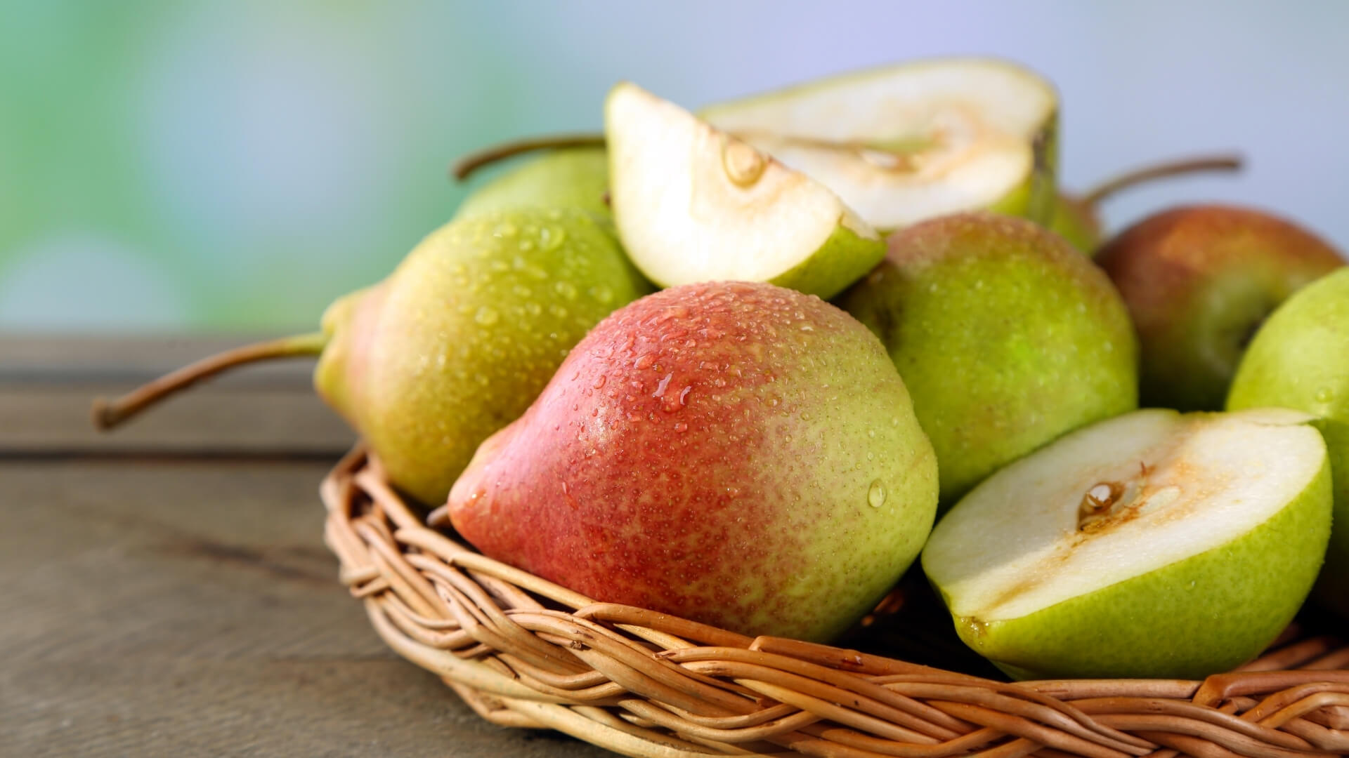 I carboidrati della pera