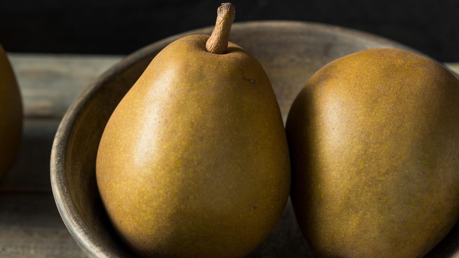 La pera contiene potassio: i benefici per la salute